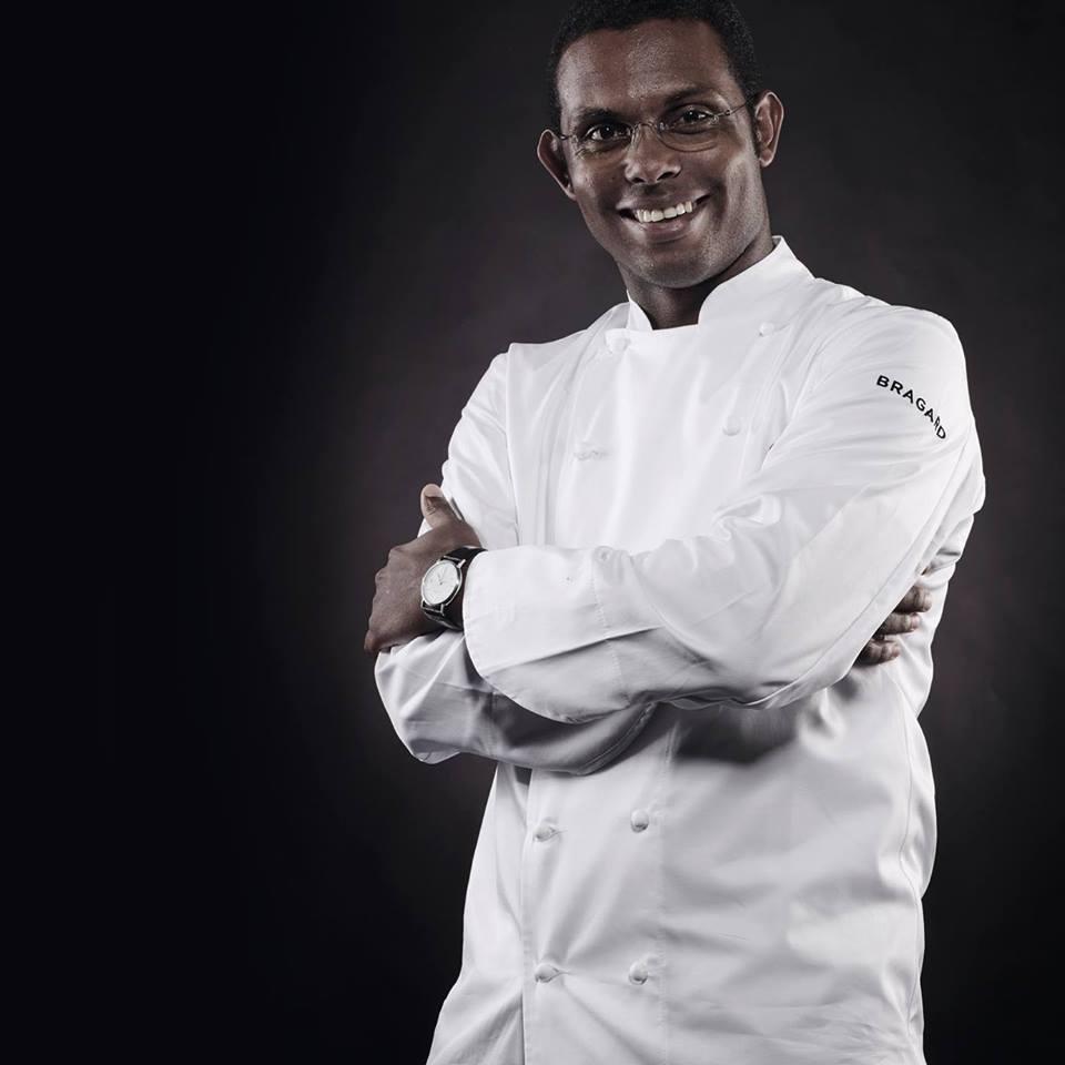 Chef Helt Araújo